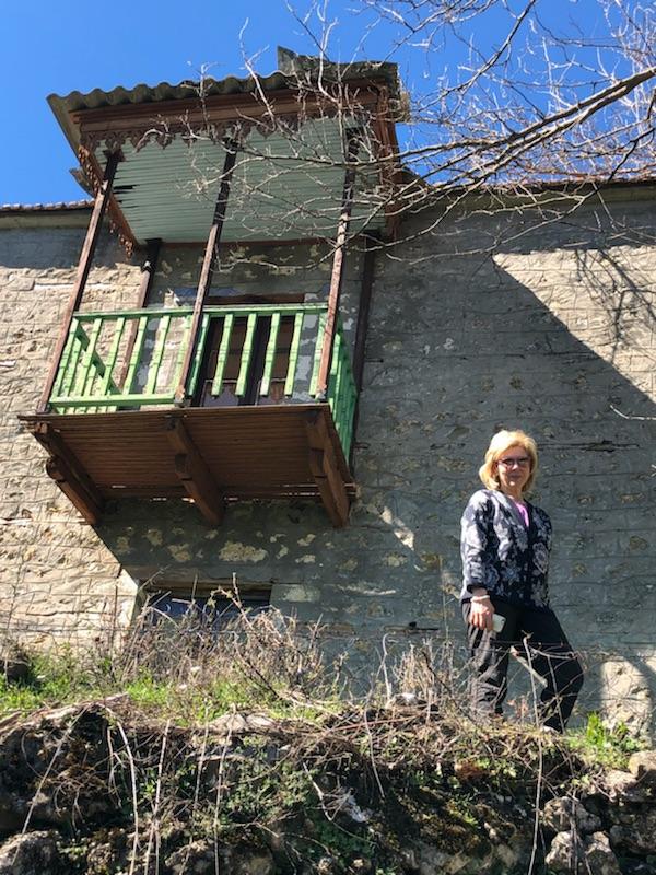Λεπιανά-Επίσκεψη στην γενέτειρα και το πατρικό σπίτι του πατέρα μου 11