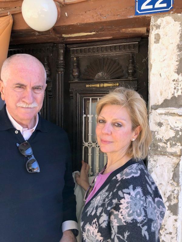 Λεπιανά-Επίσκεψη στην γενέτειρα και το πατρικό σπίτι του πατέρα μου 3