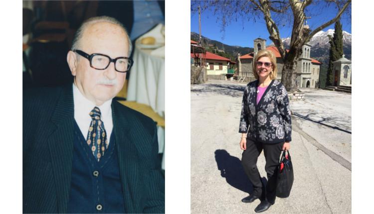Λεπιανά-Επίσκεψη στην γενέτειρα και το πατρικό σπίτι του πατέρα μου