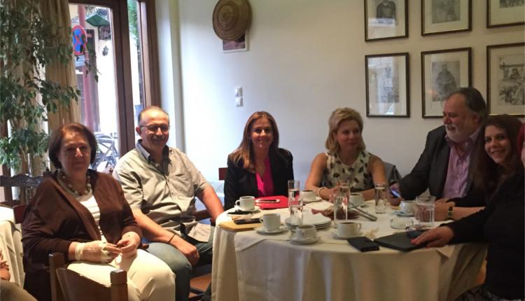 Στην συνάντηση κοινωνικών φορέων συλλόγων και σωματείων της Ευρυτανίας