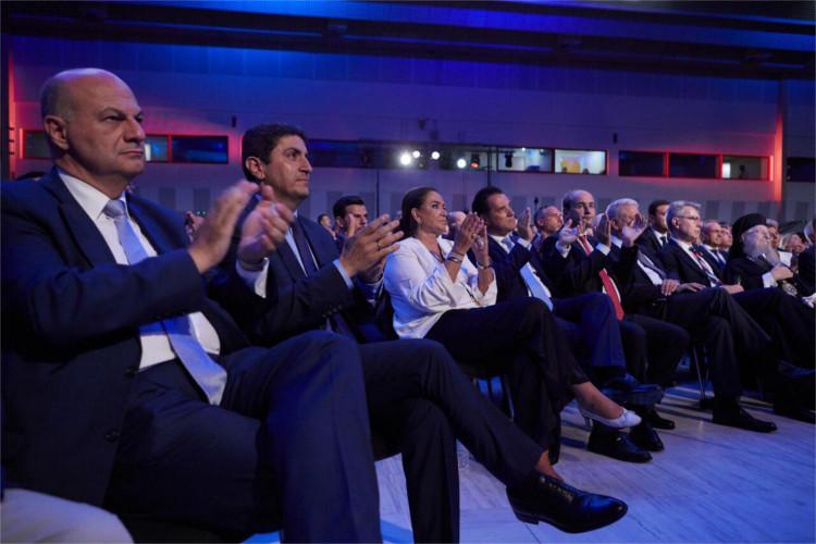 Ομιλία του Προέδρου Κυριάκου Μητσοτάκη στο κατάμεστο Βελλίδειο