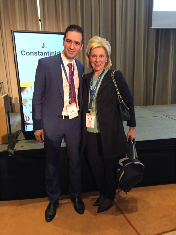 Στο 31ο Πανελλήνιο Συνέδριο Χειρουργικής στο ξενοδοχείο Hilton στην Αθήνα 2